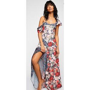 Free People+La Fleur Maxi Dress